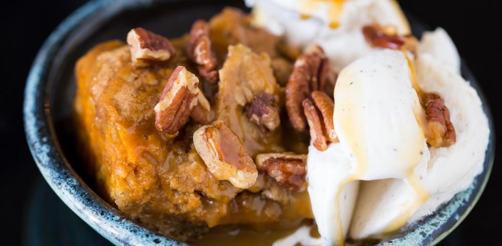 Pumpkin Pie Carmelitas